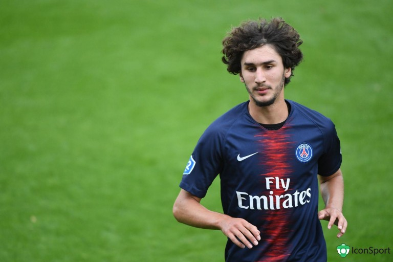Yacine Adli a signé à Bordeaux jusqu'en 2023.