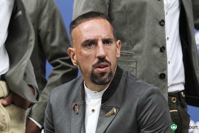 Ribéry, ancien joueur de l' OM, dans le viseur de la Fiorentina