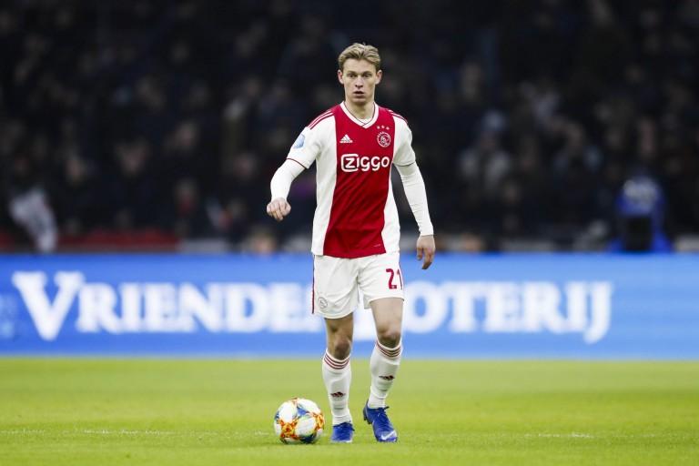 Frenkie De Jong incertain pour la réception du Real Madrid.