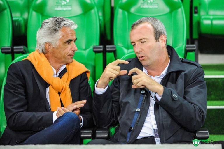 Jean-Pierre Rivère et Julien Fournier vont quitter l'OGC Nice à l'issue de la saison.