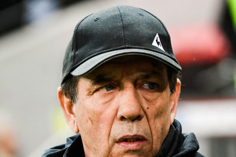 Jean-Louis Gasset , coach de l' ASSE.