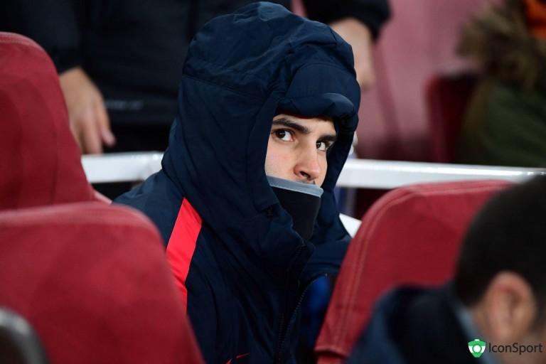 Le PSG ne veut plus de Jesé Rodriguez