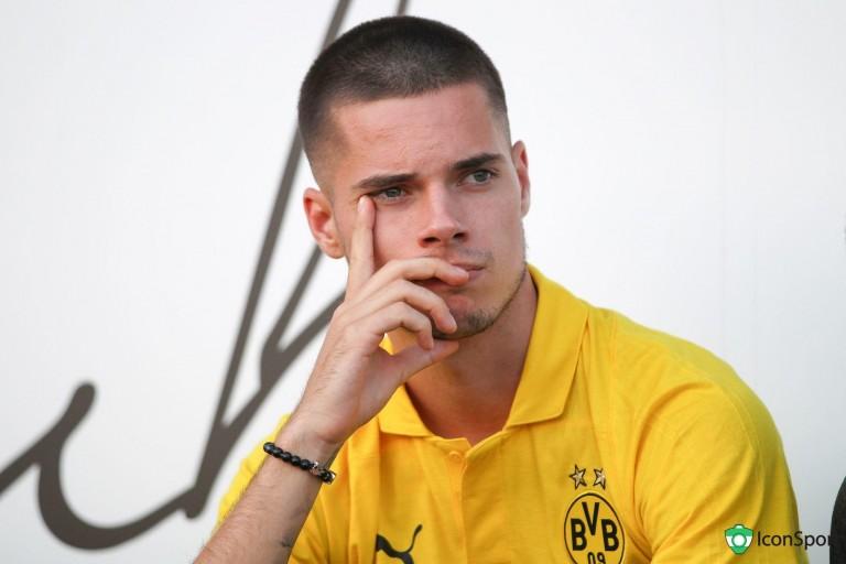 Julian Weigl ne va pas quitter le Borussia Dortmund cet hiver.
