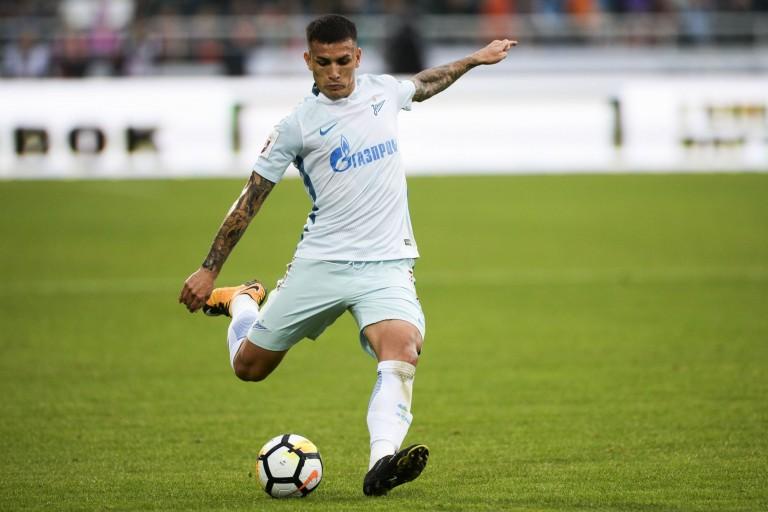 Leandro Paredes a signé au PSG jusqu'en 2023.