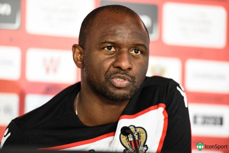 Patrick Vieira s'est exprimé sur son ancien club d'Arsenal