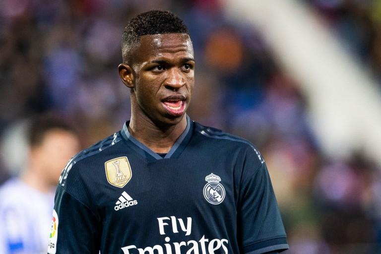 Vinicius Junior pourrait quitter le Real Madrid.