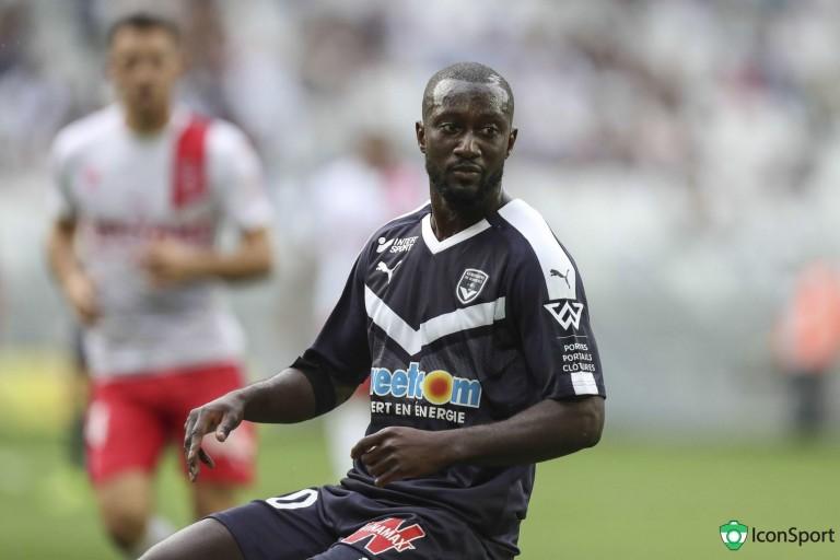 Youssouf Sabaly sort d'une belle saison avec les Girondins de Bordeaux.