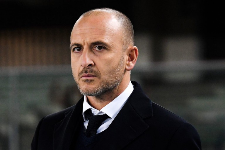 Piero Ausilio, directeur sportif de l'Inter Milan.