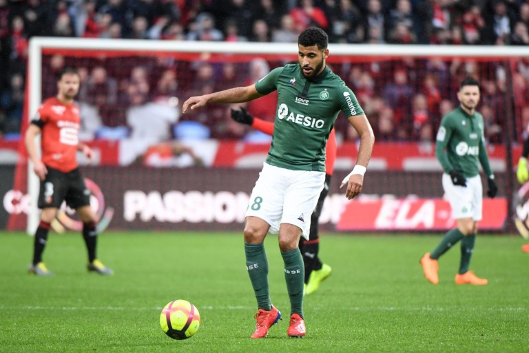 AS Monaco - ASSE incroyable stat de Youssef Aït Bennasser.
