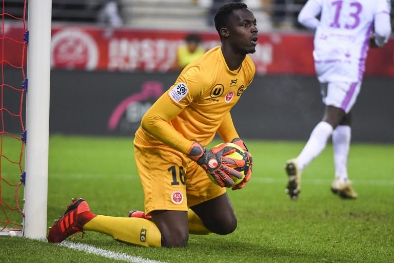 Le Stade de Reims ne braderait pas Edouard Mendy