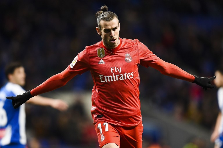 Gareth Bale, attaquant du Real Madrid.