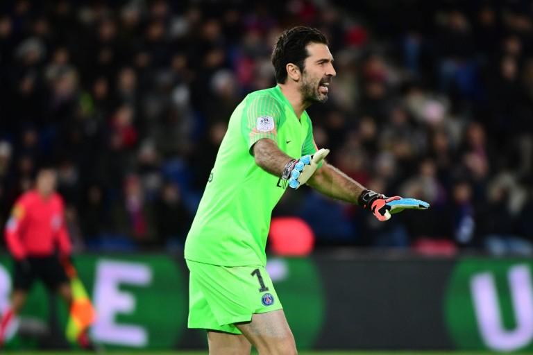 Gianluigi Buffon a quitté la Juve pour le PSG l'été dernier.