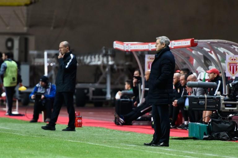 Leonardo Jardim et Bruno Genesio s'affrontent dimanche à Monaco.