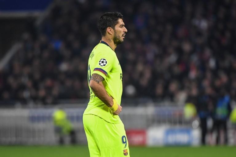 Luis Suarez pourrait quitter le Barça.