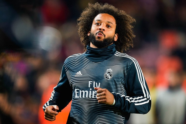 Marcelo pourrait quitter le Real Madrid.