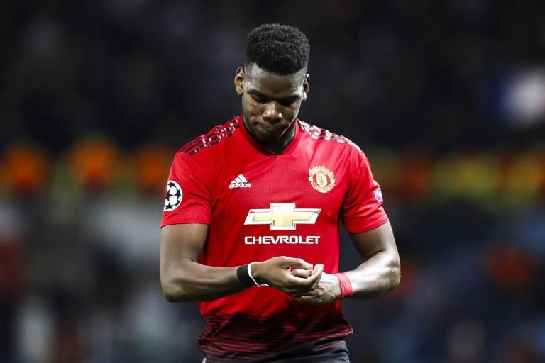 Paul Pogba ne devrait pas rejouer avant décembre