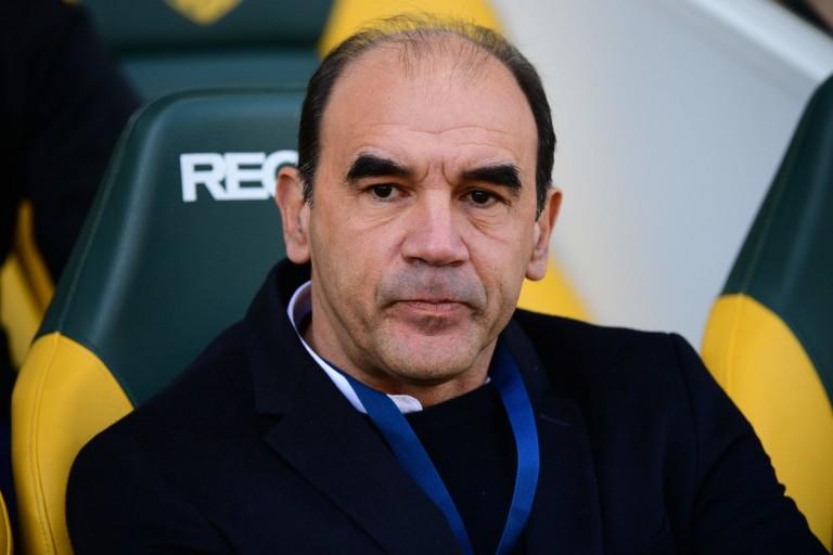 Ricardo Gomes, ex-manager général des Girondins de Bordeaux.