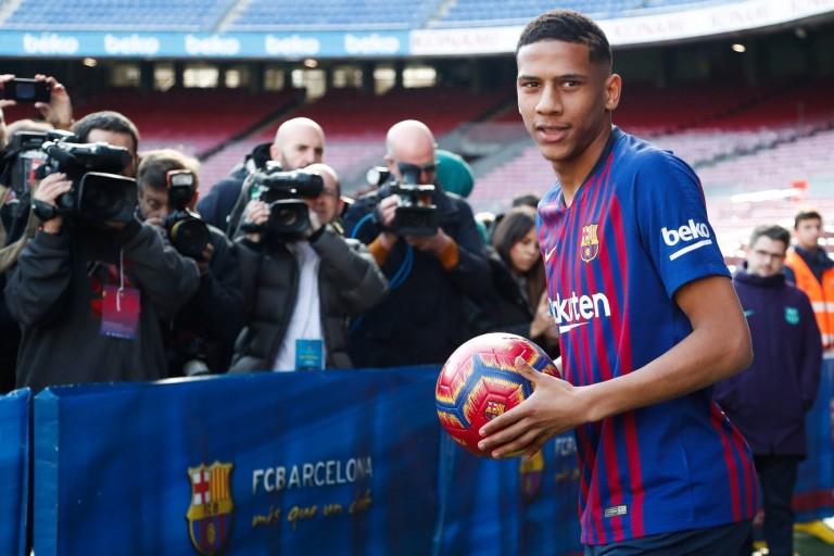 Barça : Jean-Clair Todibo pourrait rejoindre watford la saison prochaine