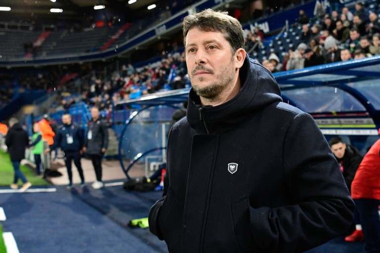 Fabien Mercadal, ex-coach du SM Caen et nouvel entraineur du Cercle Bruges.