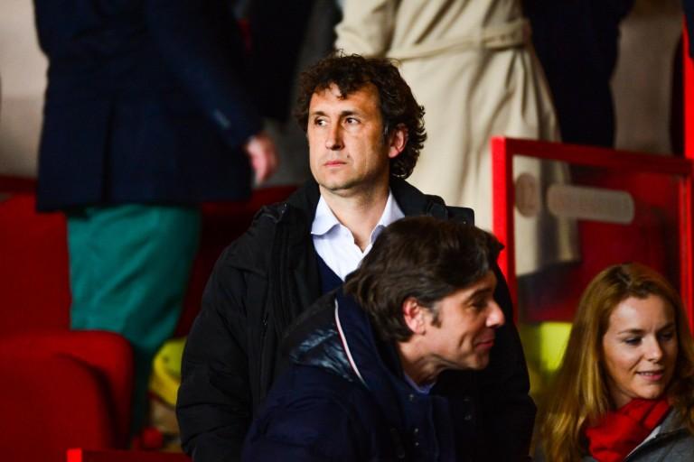 Gilles Grimandi, directeur technique de l'OGC Nice.