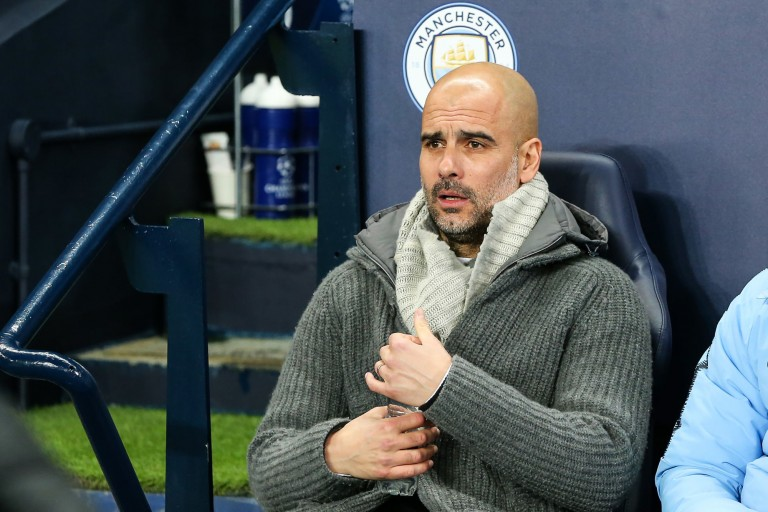 Le Milan AC aux trousses de Pep Guardiola, entraîneur de Manchester City