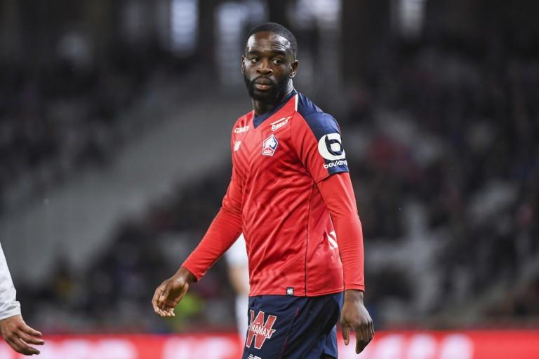Jonathan Ikoné a inscrit le but de la victoire du LOSC à Lyon