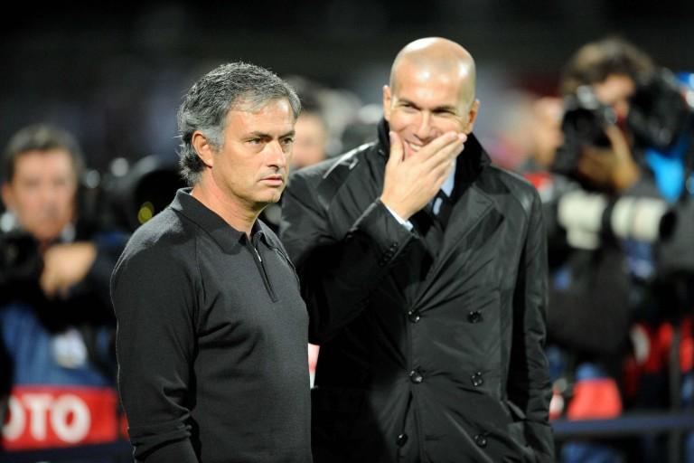 José Mourinho et Zinedine Zidane dans le collimateur du Real Madrid.