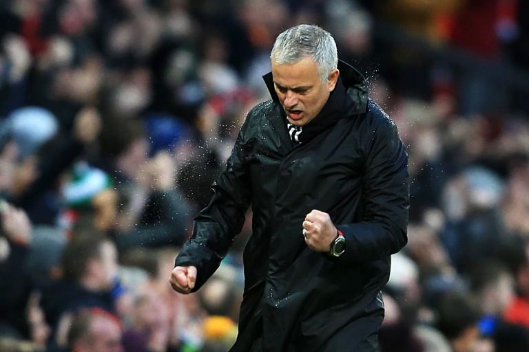 José Mourinho, ancien coach de Manchester United.