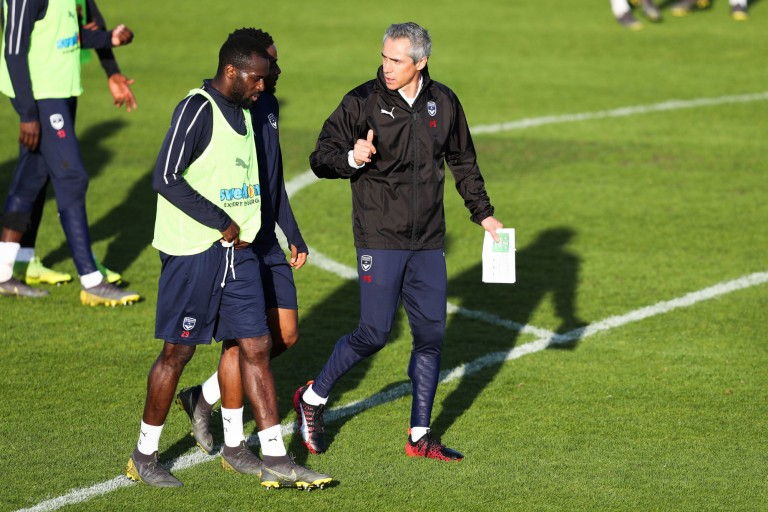 Paulo Sousa peut toujours compter sur Yassine Benrahou qui a prolongé son bail à Bordeaux.