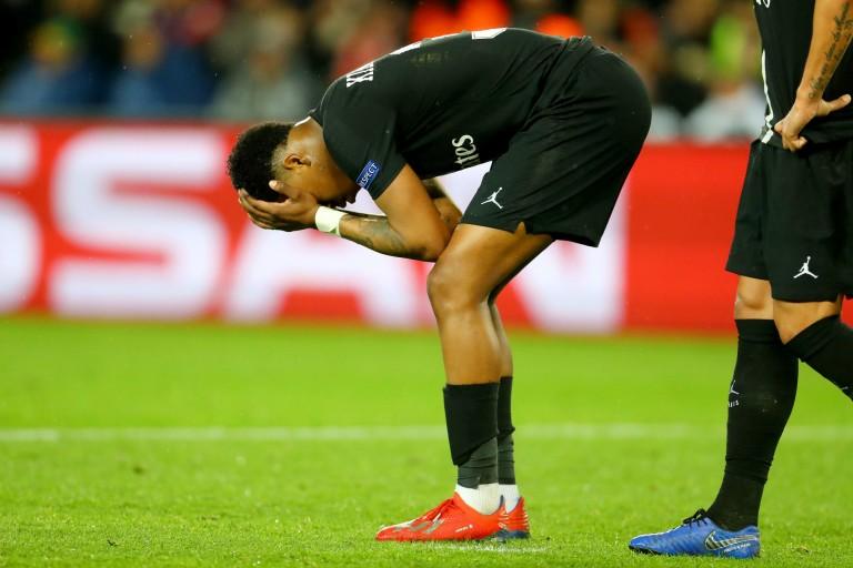Presnel Kimpembe, défenseur central du PSG.