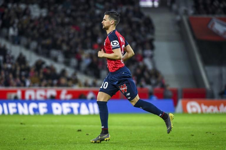 Rui Fonte, attaquant à Lille OSC.