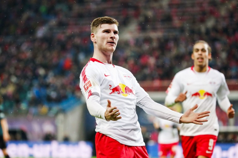 Leipzig demande 55 M€ pour Timo Werner