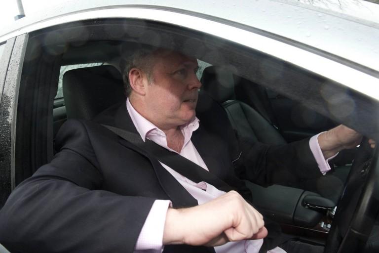 Willie McKay, l'intermédiaire écossais, qui a négocié le transfert d'Emiliano Sala de Nantes à Cardiff.