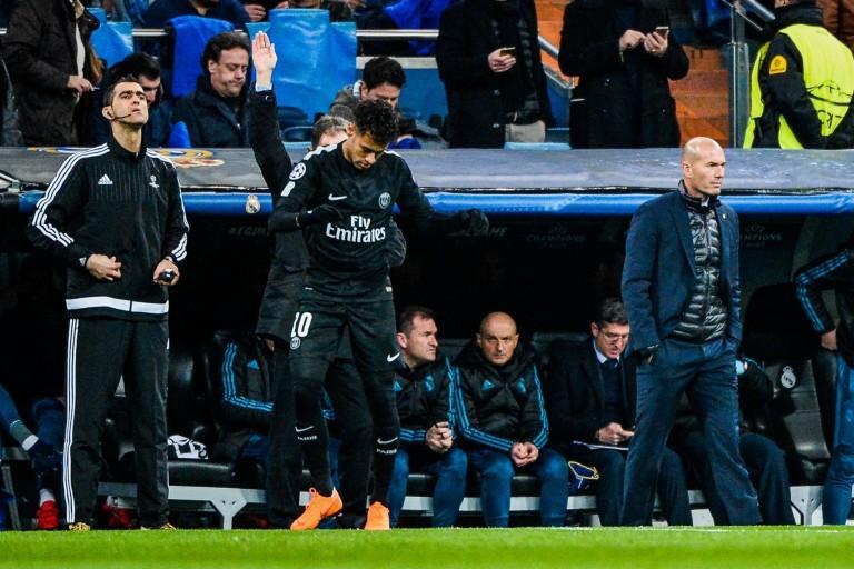 Neymar ardemment convoité par le Real Madrid