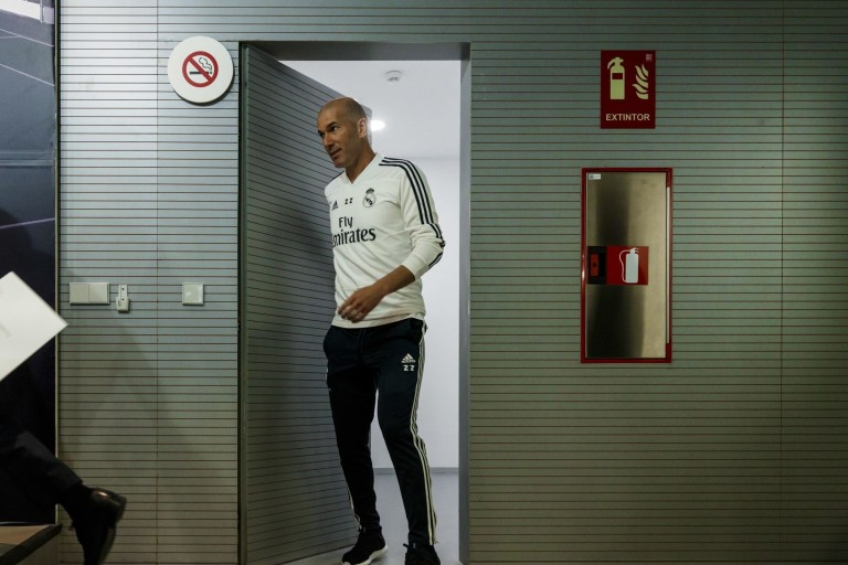 Zinédine Zidane, prochain entraîneur d'Adrien Rabiot ?