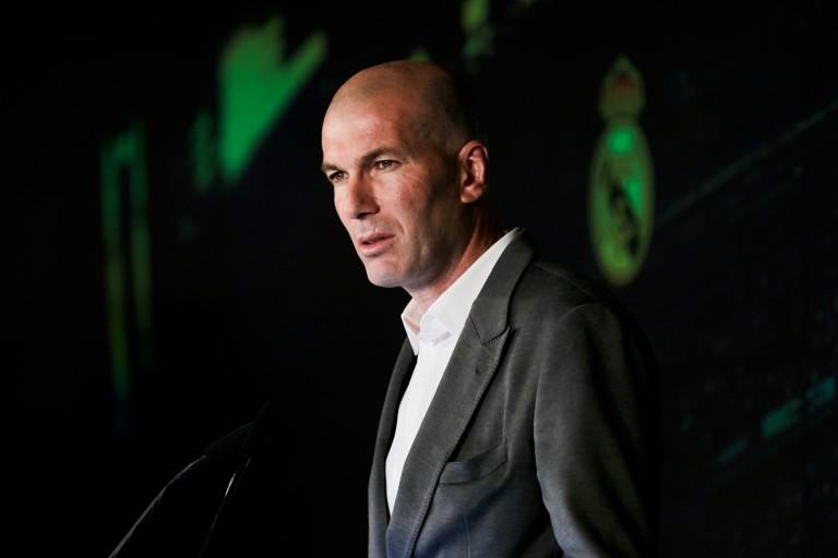 Zinédine Zidane a vu son équipe s'incliner chez le promu Majorque