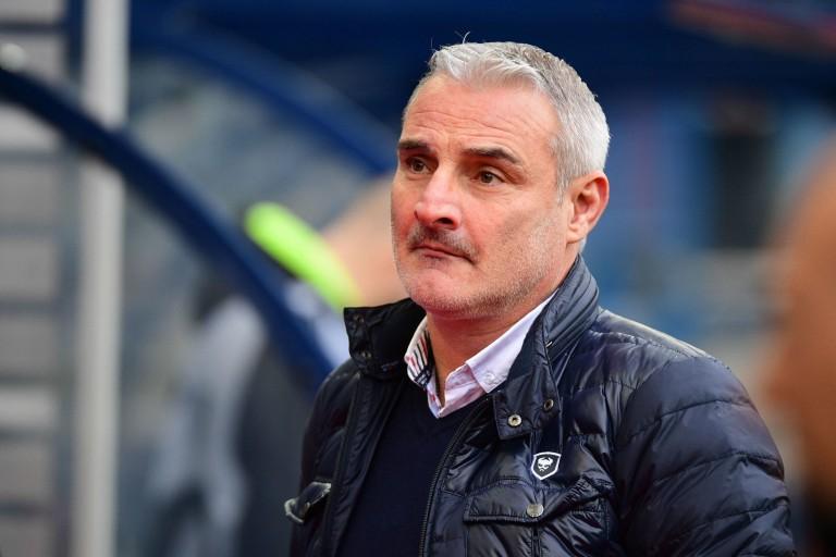 Alain Cavéglia limogé du poste de Directeur sportif du SM Caen.