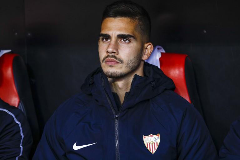Le FC Séville pas chaud pour lever l'option d'achat d' André Silva