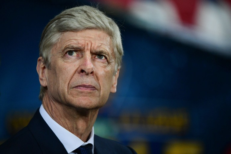 Arsène Wenger, ciblé par le Bayern Munich.