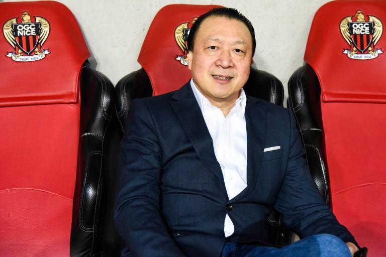 Chien Lee, propriétaire de l'OGC Nice.