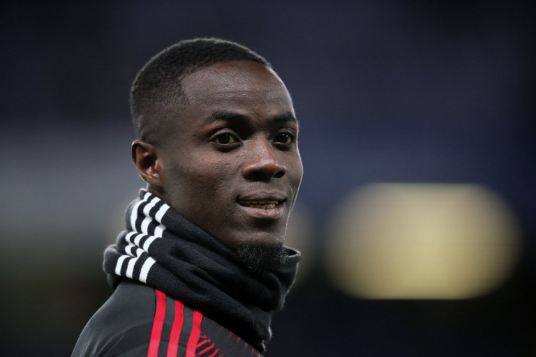 Eric Bailly, défenseur de Manchester United