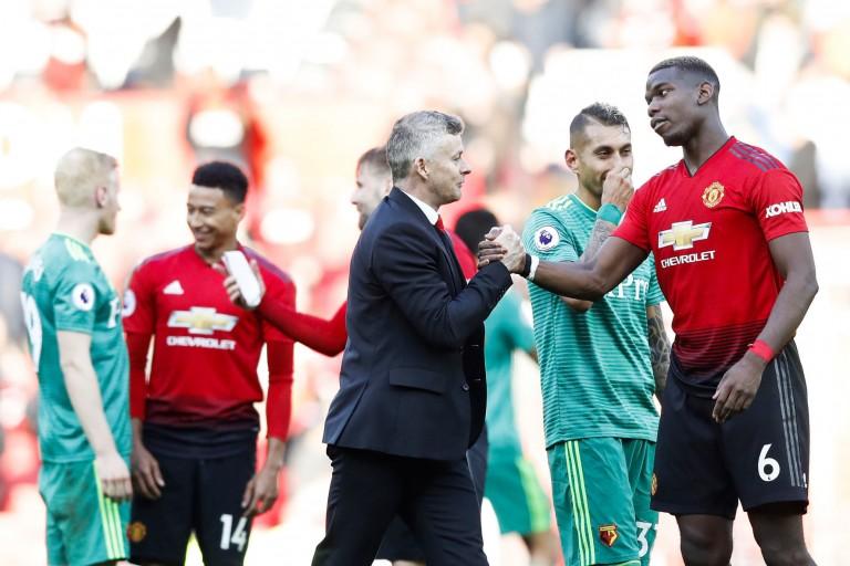 Solskjaer a-t-il convaincu Pogba de rester à Manchester United ?