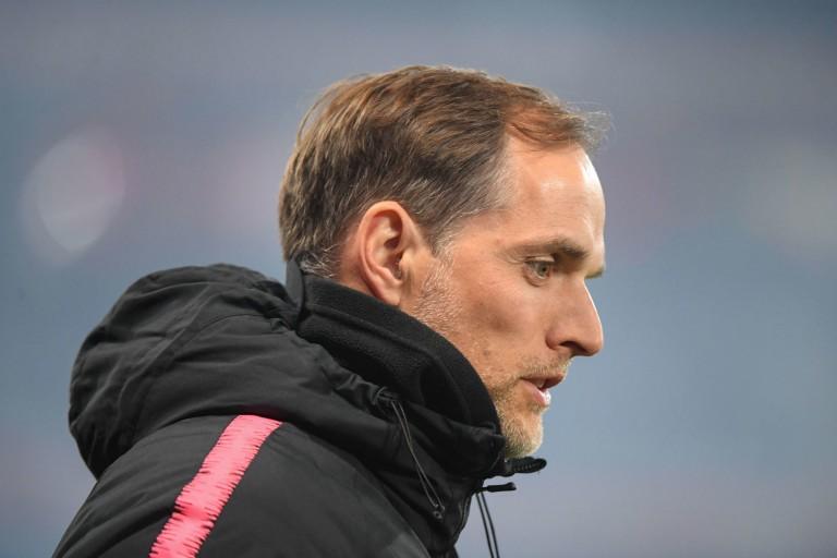 Leonardo n'envisage pas encore un départ de Thomas Tuchel, entraîneur du PSG.