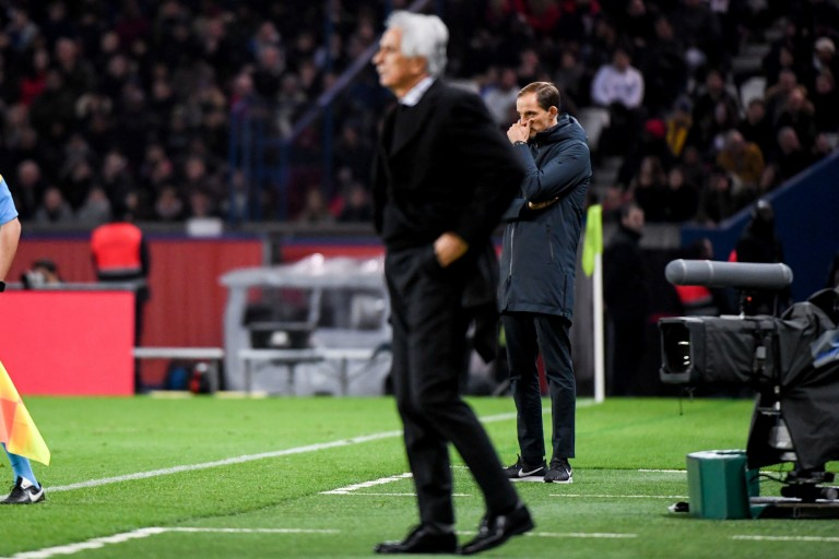 Vahid Halilhodzic demlere le coach du FC Nantes.