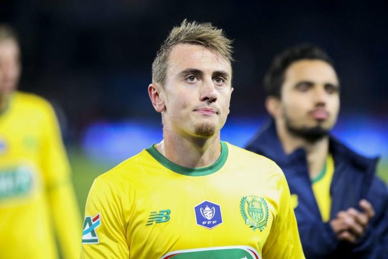 Fortement courtisé par l' OM, Valentin Rongier pourrait quitter le FC Nantes.