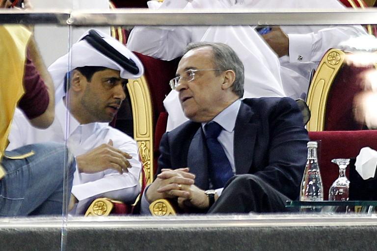 Florentino Pérez prêt à filer un coup de main financier au PSG pour James Rodriguez.