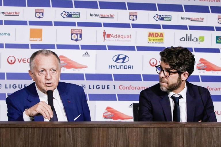L'étonnant avis de Jean-Michel Aulas sur Juninho — OL