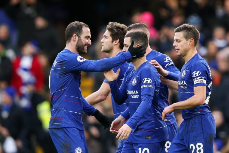 Hazard, Higuain... Chelsea pourrait perdre certains joueurs.