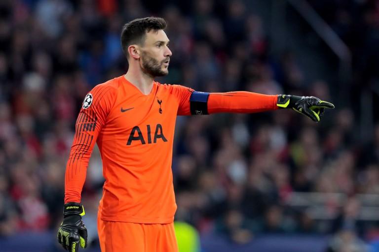 Hugo Lloris n'exclut pas un départ de Tottenham.