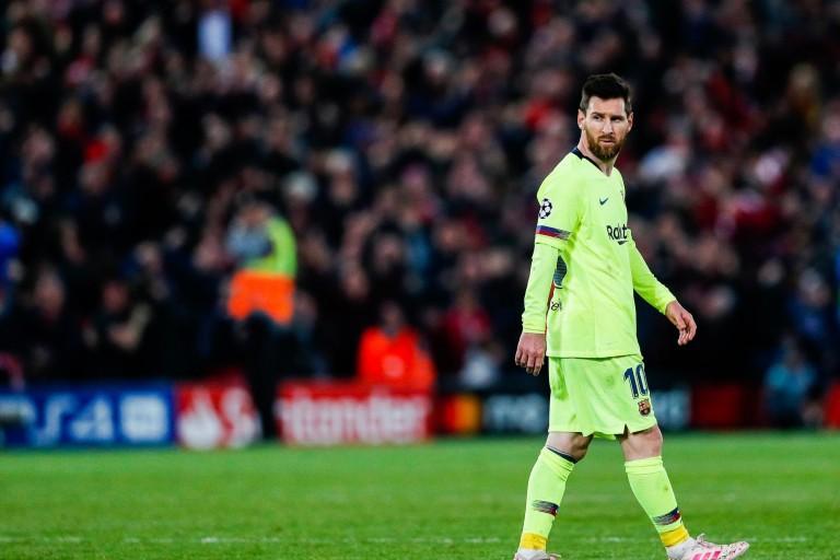 Lionel Messi jure fidélité au Barça
